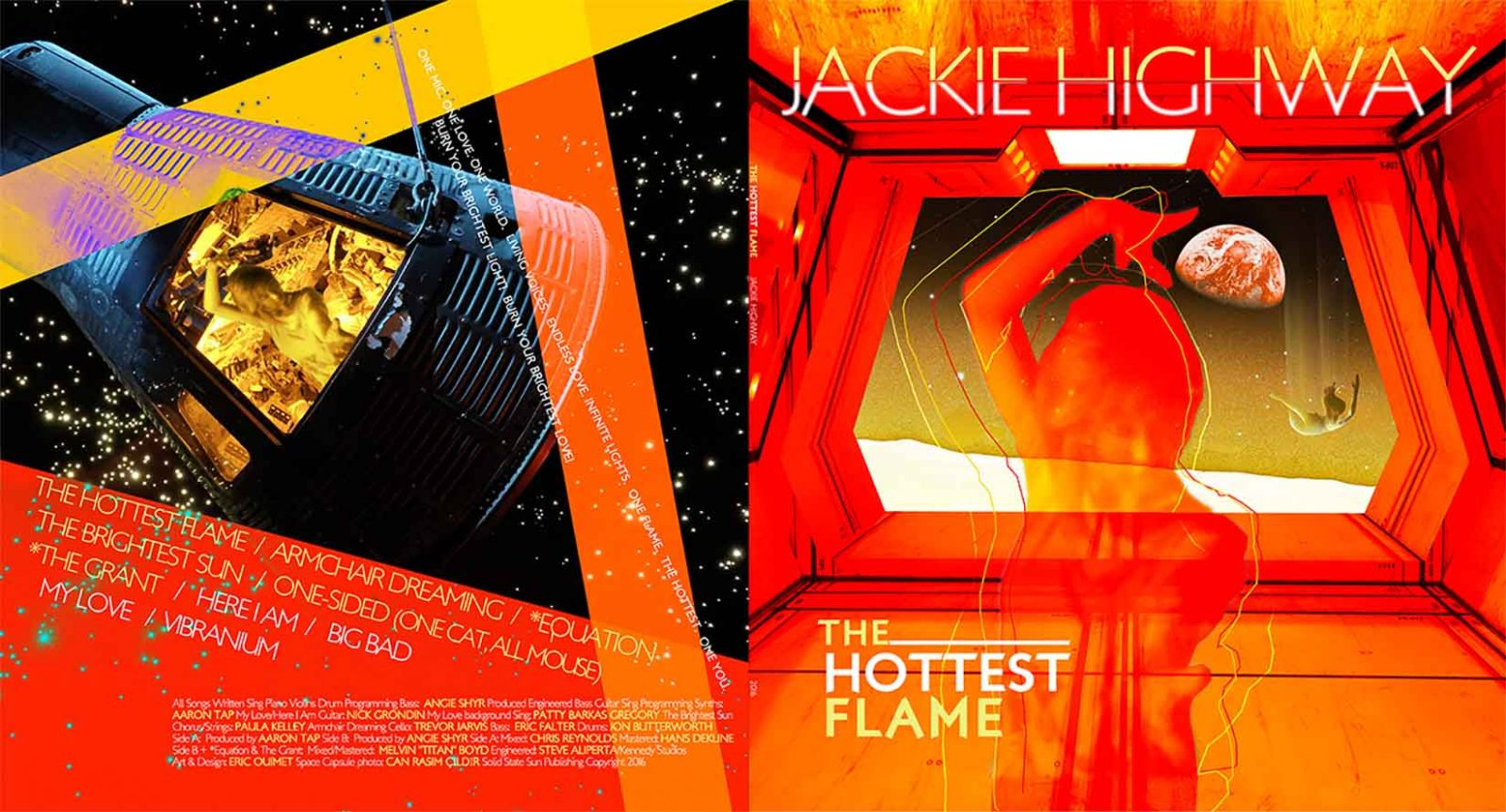 Official Website of JACKIE HIGHWAY