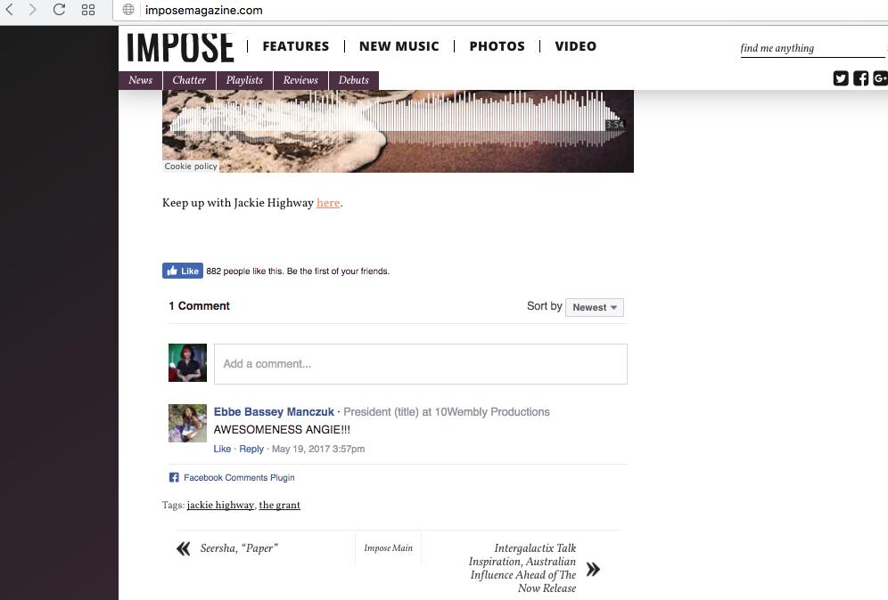 Impose Mag screenshot May 25, 2017